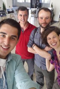 We had the most amazing time in Tekirdag, thanks to uni teacher Huseyin and his student, Ilker, who showed us around town for two days. We've been driven around, shown the best views, picnicked on a hilltop, visited lovely tiny villages. It was a great kick-off to our time in Turkey. - - - - - Huseyin egyetemi tanár Tekirdagban, ahol vendégül látott minket két napra. Egyik diákjával, Ilkerrel körbevezettek a városon, elautóztak velünk a legszebb helyekre a környéken, elvittek piknikezni egy dombtetőre, megmutatták az imádnivaló közeli falvakat. Igazán jó kezdése volt ez a török napjainknak.