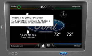 Ford SYNC 04